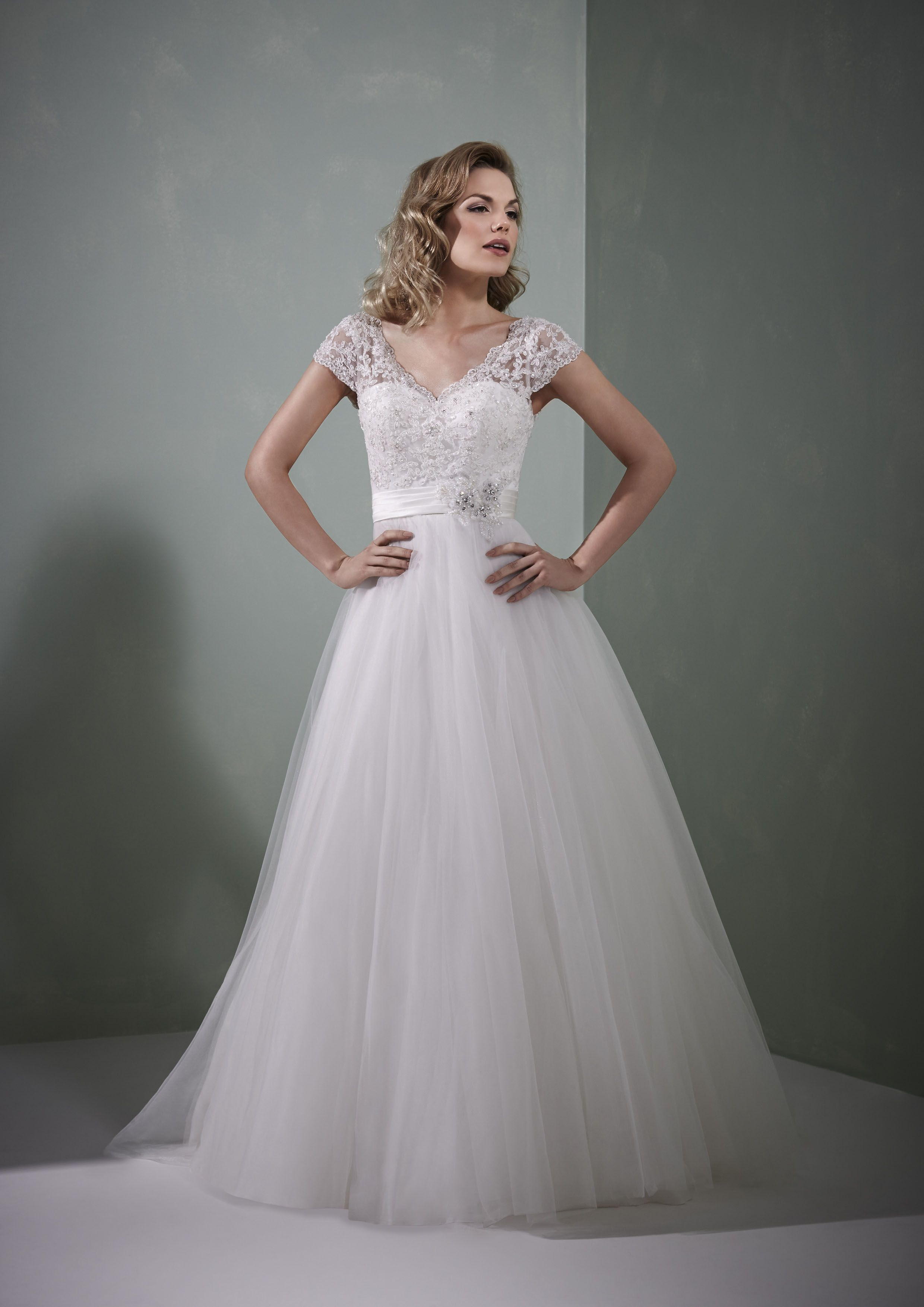 Timeless...Princess Wedding Dress from Finesse Bridal Wear in ...