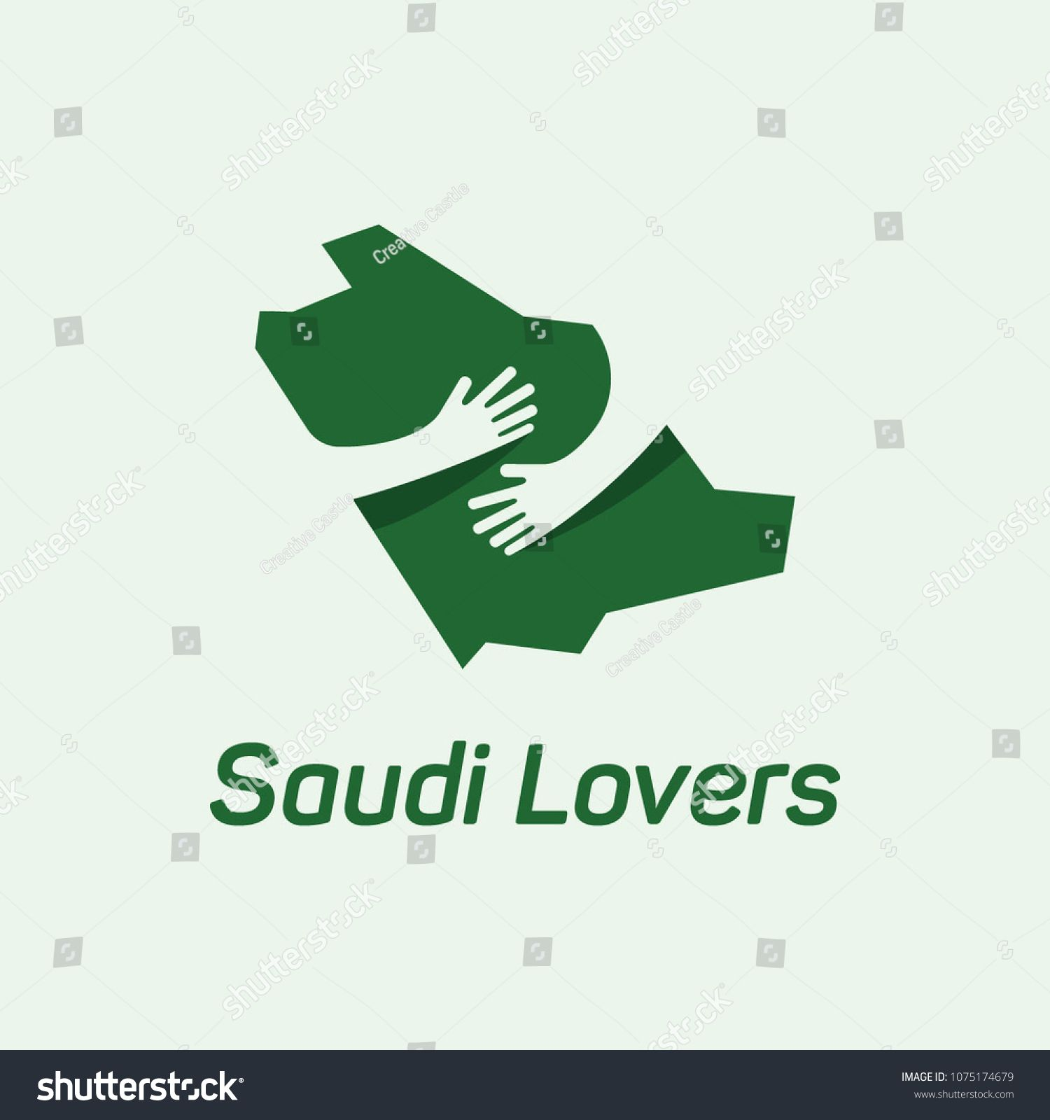 Saudi Arabia Map Logo Vector Arabia Saudi Map Vector Map Logo Vector Logo Map Vector