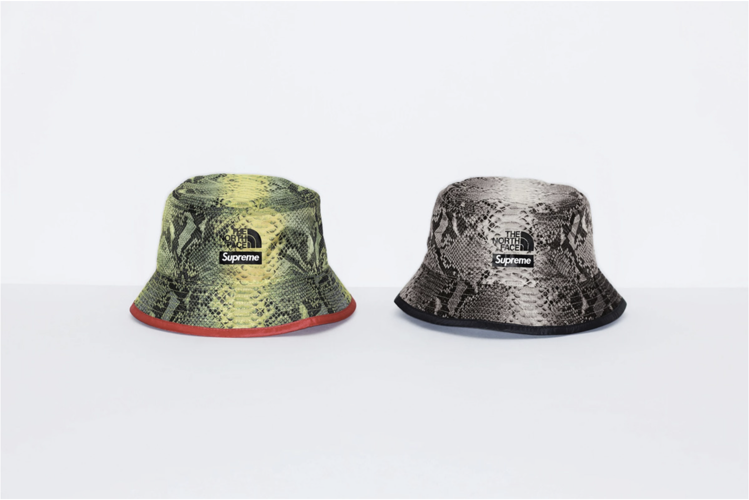 Supreme X The North Face bucket hat.  523b693547fc