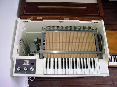 Mellotron!!! | Piano Stuff | Music keyboard, Music, Music