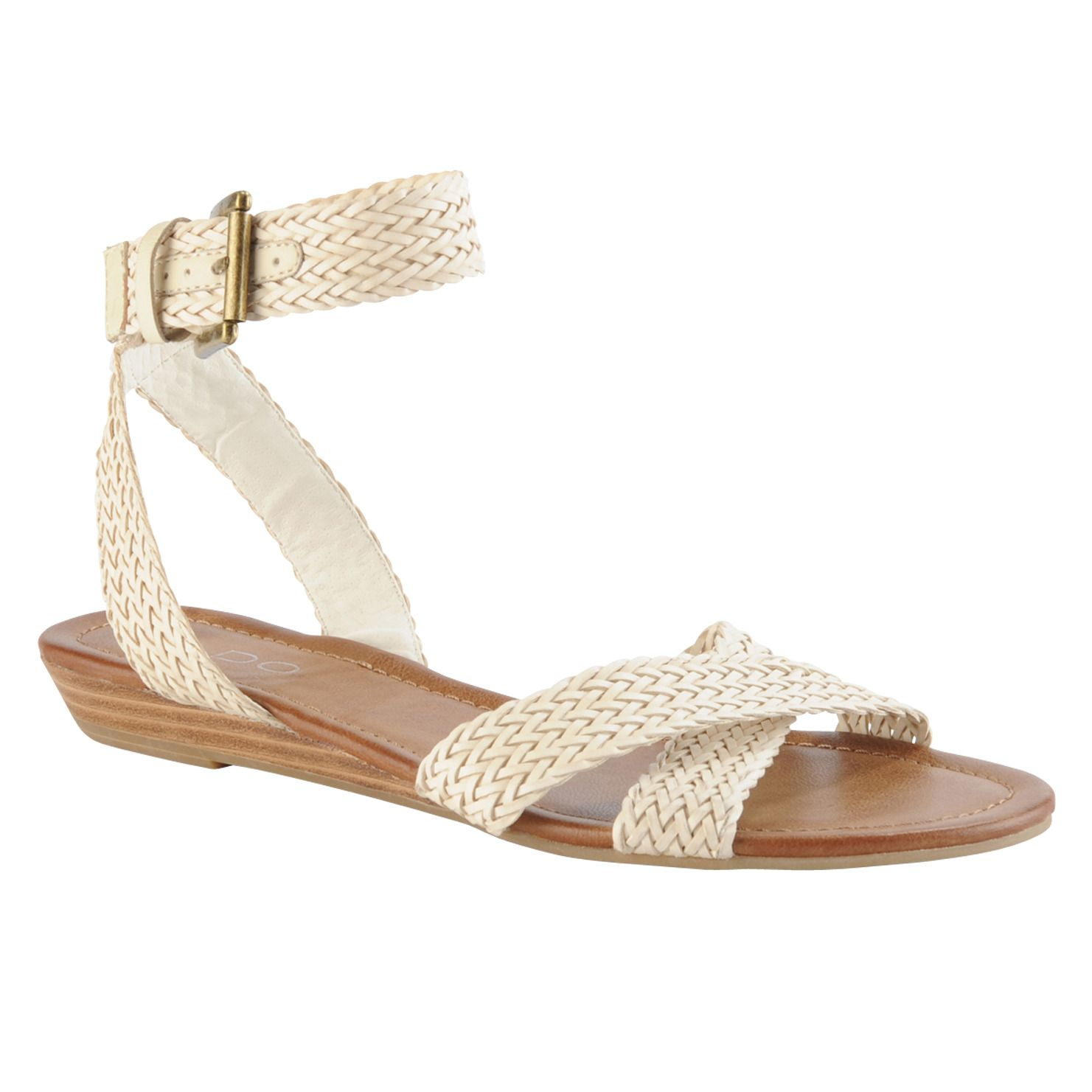 e63d593a4 Aldo Hembre woven ankle strap sandal. Perfect for the honeymoon ...