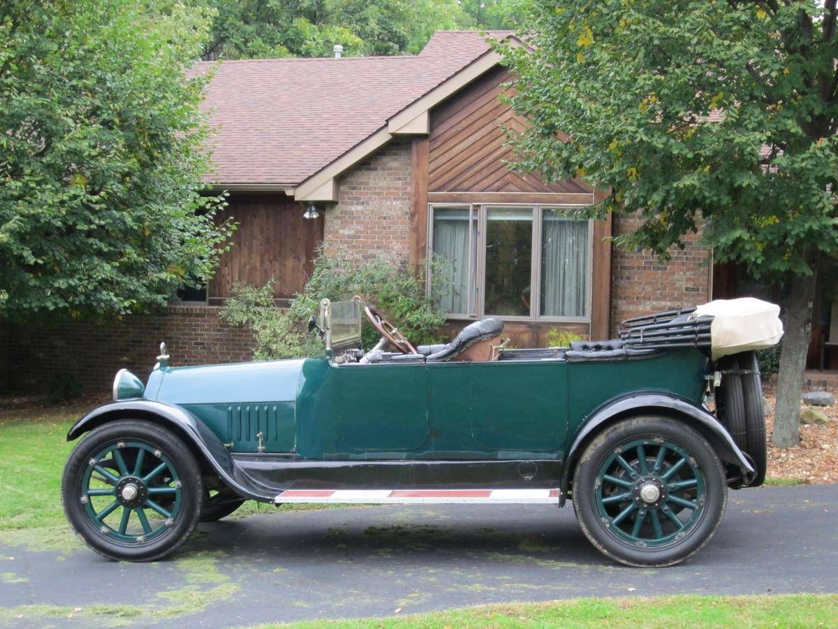 1914 Chalmers 5P Touring | old cars and trucks | Pinterest | Cars ...