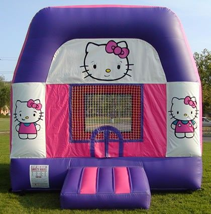 hello kitty bounce house rental memphis tn Hello Kitty Bounce
