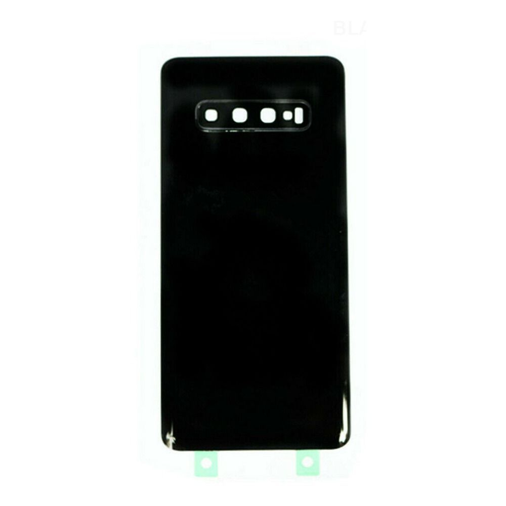 For Samsung Galaxy S10 Plus Replacement Glass Battery Cover Black Battery Coverblack Galaxy Glass Phoneaccess Samsung Accessories Samsung Galaxy Phone