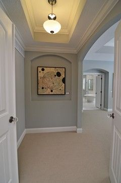 Sherwin Williams Magnetic Gray Another photo I will try