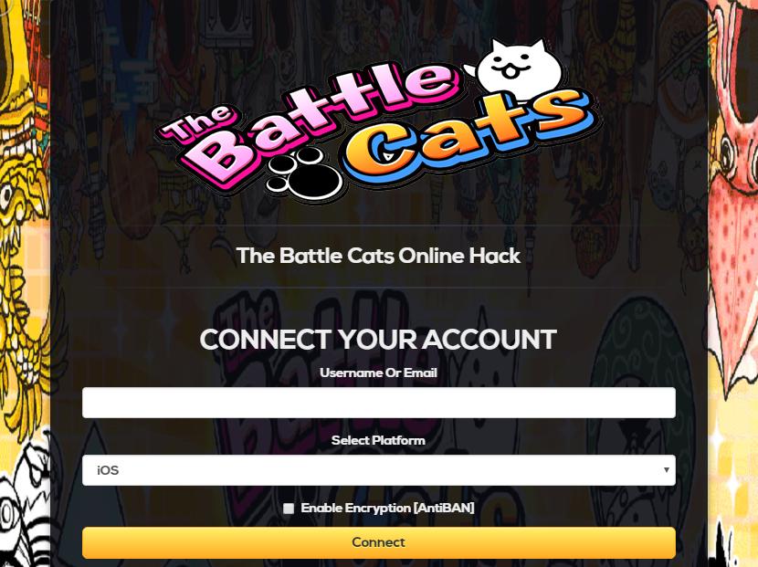 Http Gamersgenerator Com Battle Cats Online Hack Cheats Ios Android