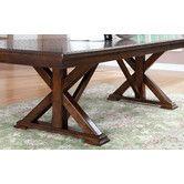 Hokku Designs New England Extendable Dining Table