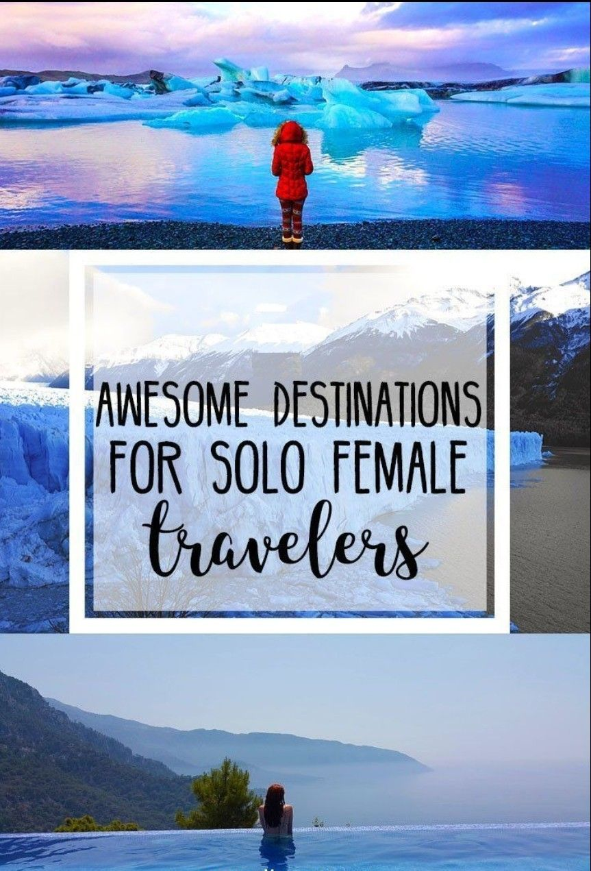 Here are the best destinations for female solo travel according to amazing solo female travellers who tell us why they loved travelling to these countries and their top tips.
