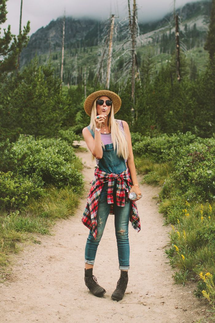 brave hiking outfit tumblr summer 12