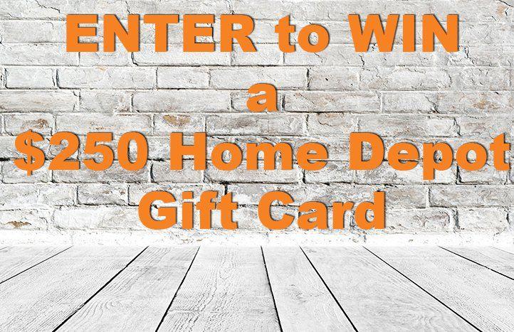 Home depot contest winners