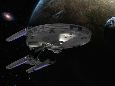 Star Trek Hd Wallpapers Backgrounds Desktop Star Trek Uss Stargaze See More At Www Startrekdesktopwallpaper Com Star Trek Art Star Trek Wallpaper Trek
