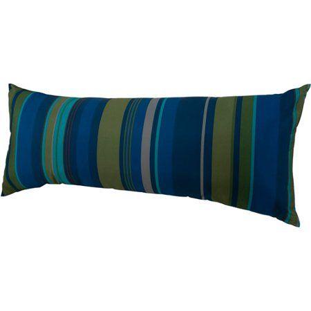 Wm Harvest Body Pillow Green Field