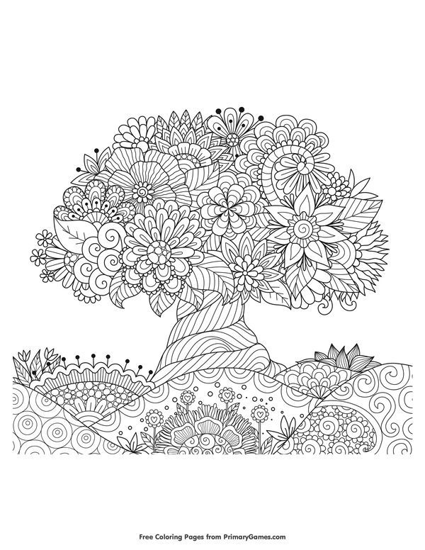 Free Printable Earth Day Coloring Pages Ebook For Use In Your
