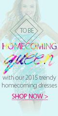 Dressilyme trendy homecoming dresses