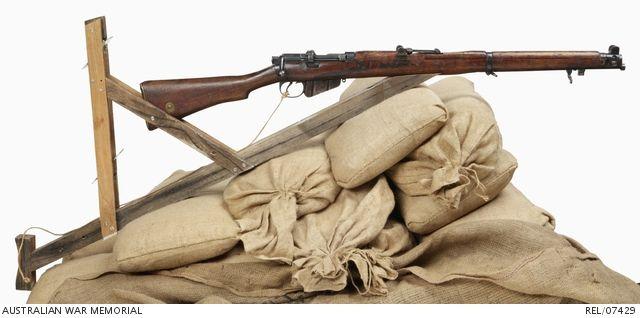 Short Magazine Lee-Enfield No 1 Mk III* Rifle
