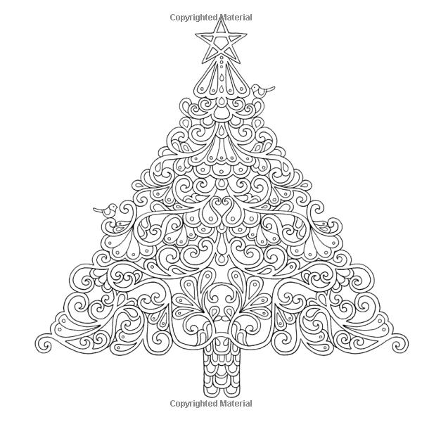 Amazon.com: La Navidad de Johanna: Un libro festiva de colorante ...