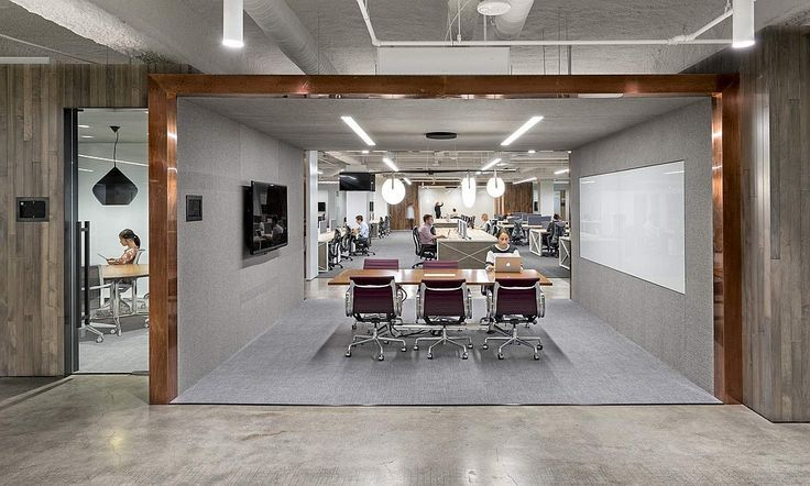 Uber office google search innovation spaces for Office interior design magazine
