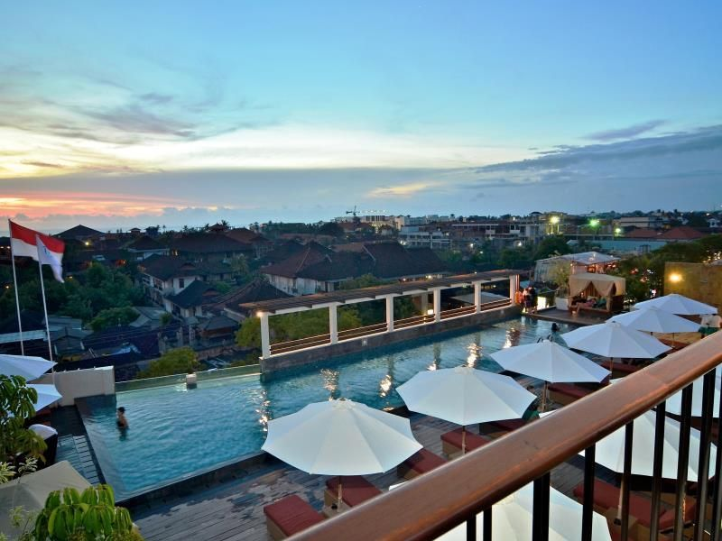 Manakah Yang Lebih Murah Harga Booking Tiket The 101 Bali Legian Hotel Di Traveloka Dengan