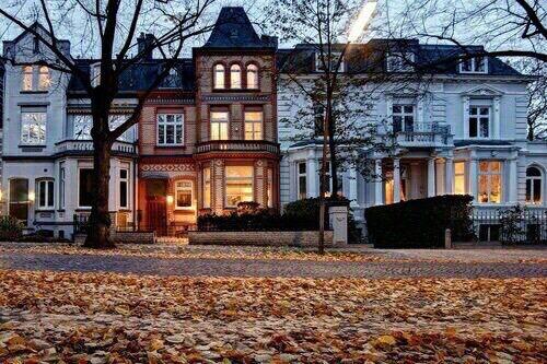 autumn, fall, and house εικόνα