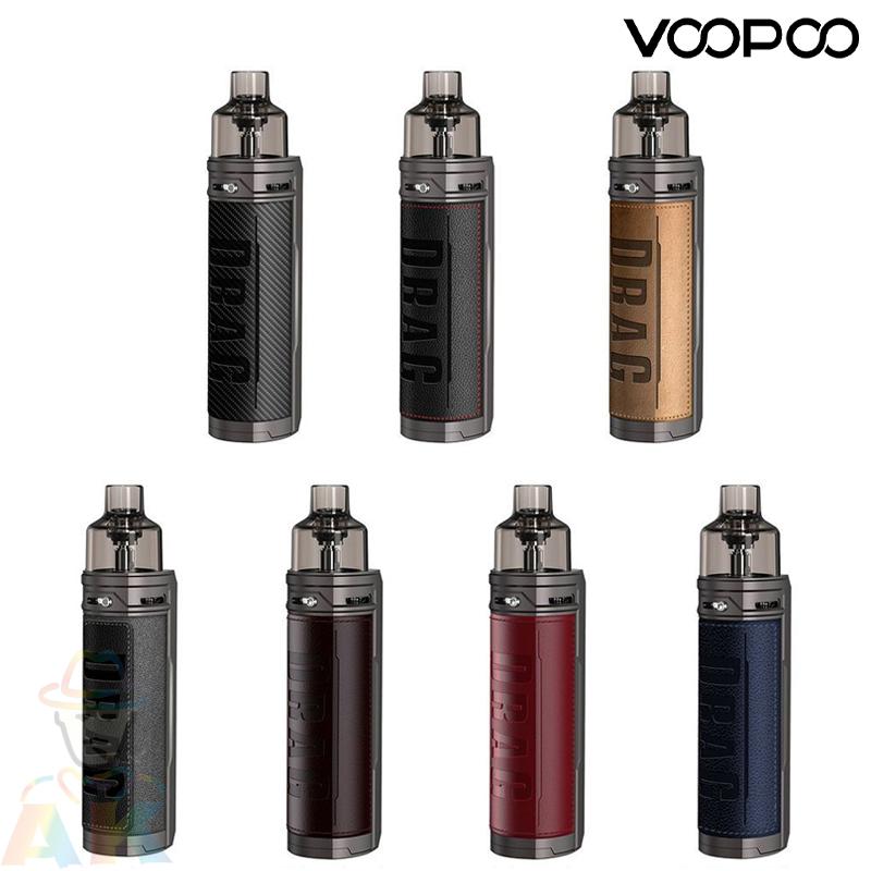 Voopoo Drag X 80w Mod Pod Kit Pods Kit System