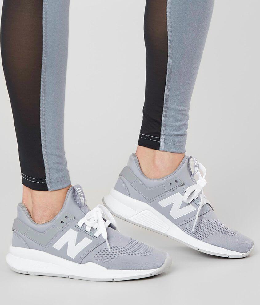 New Balance 247 Sport Shoe - Women's Shoes in Artic Sky White ...