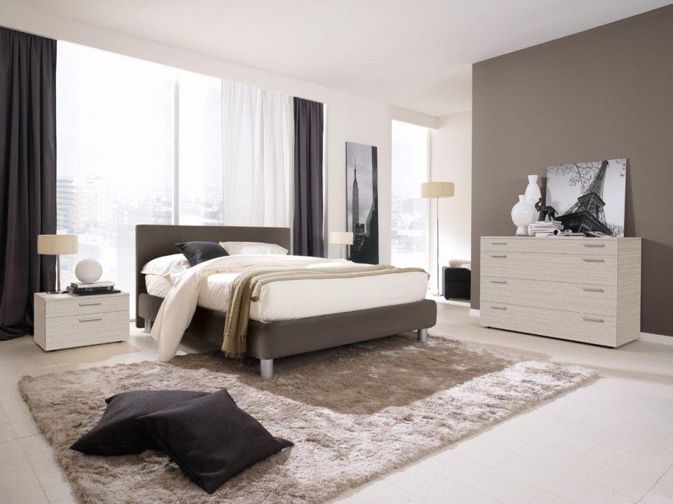 Camera da letto moderna   Camera da letto moderna, Interni ...
