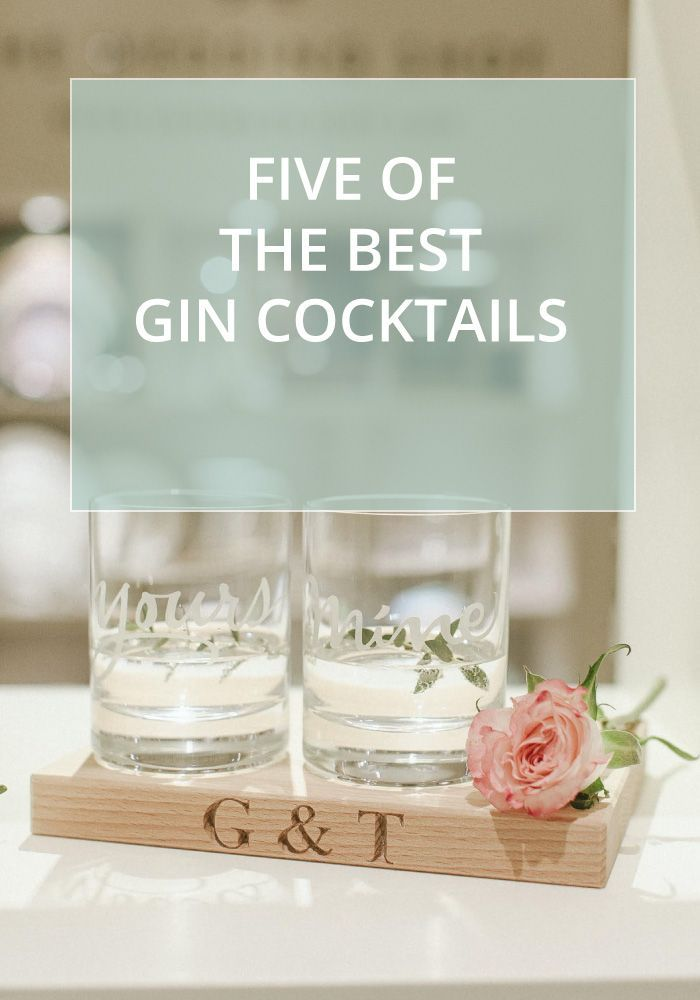 Gin Cocktail Recipes And Why Balloon Glasses Are Best For Serving Gin // The Wedding Shop Exclusive Gift List Partner To Rock My Wedding #bestgincocktails The best gin cocktails | Gin cocktail recipes | Wedding gin bar | G&T | Wedding cocktails | DIY cocktail bar #bestgincocktails
