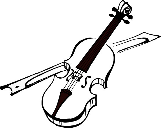 artfavor violin 1 black white music graphics pinterest free rh pinterest com  indian musical instruments clipart black and white