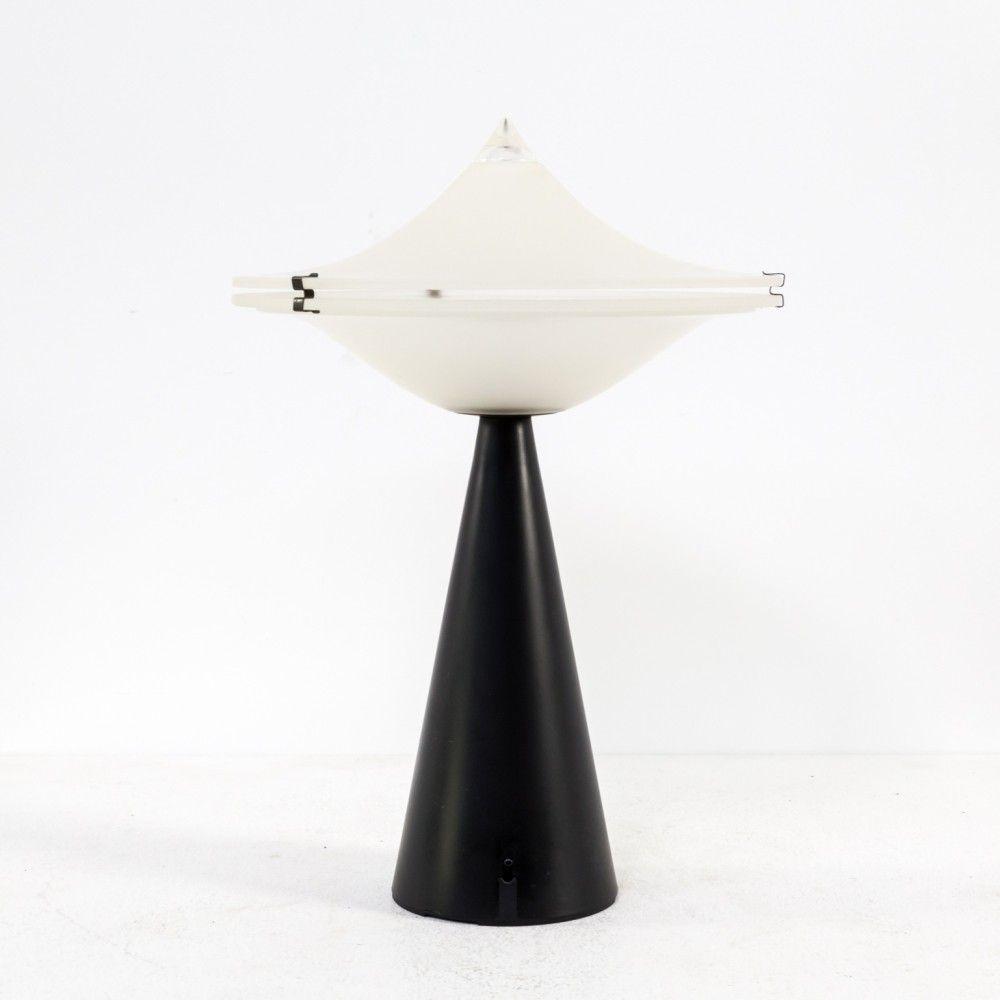 Aliën desk lamp by Cesare Lacca for Tre Ci Luce, 1970s   Design ...