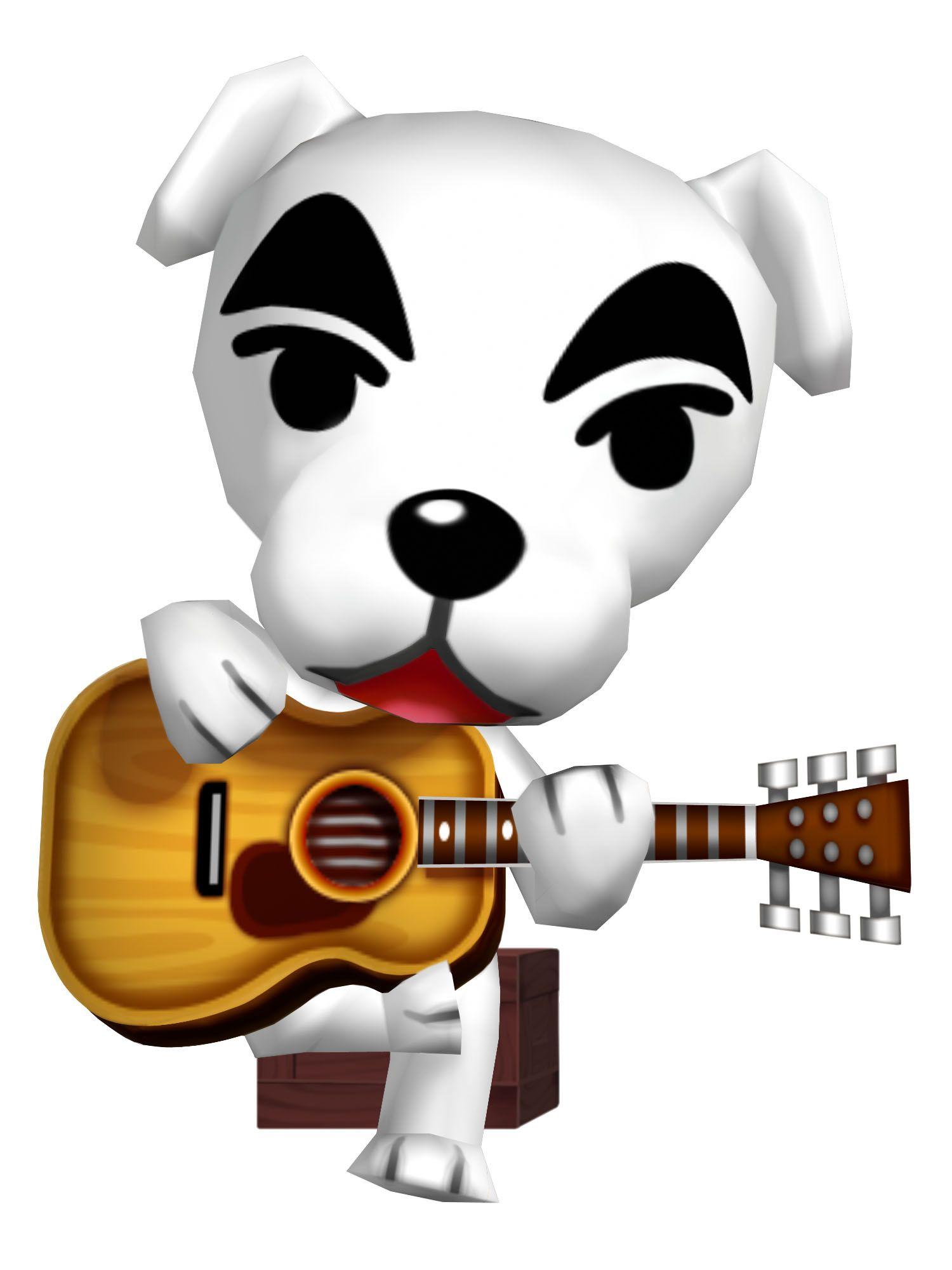 Animal Crossing City Folk KK Slider's Song List (Must