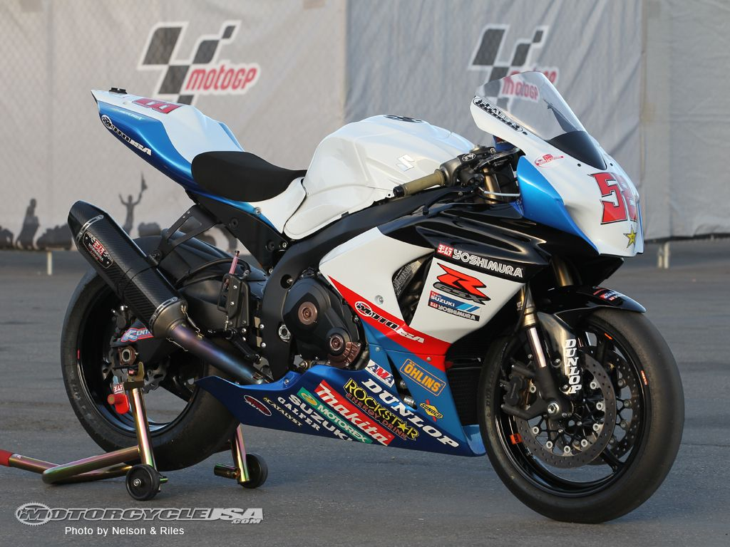 Yoshimura Suzuki GSX-R1000 Project Superbike 2010 | Racing ...