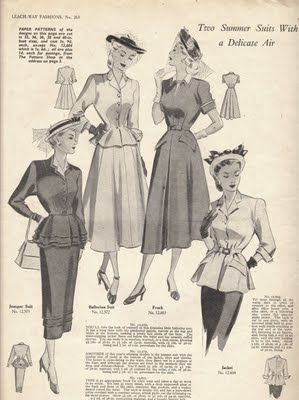 Tuppence Ha'penny: {Style Inspiration} Early New Look Fashions