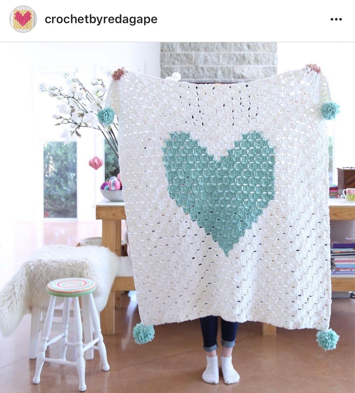 Pin by amy rich on hearts pinterest crochet to corner heart afghan crochet pattern bankloansurffo Choice Image