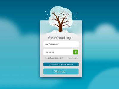 Brrr     Login | User Interface Designs | Login design, App
