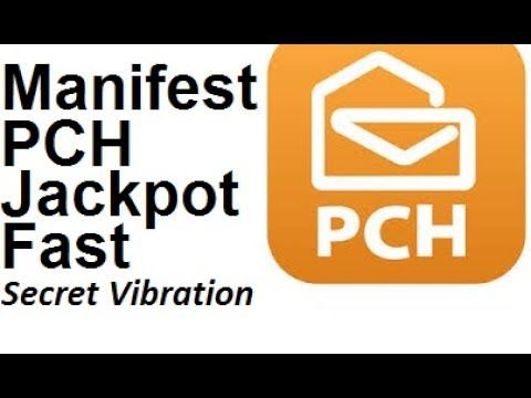 the secret frequency for manifesting PCH Jackpot fast, lottery