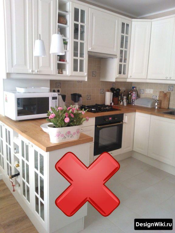 Дизайн Маленькой Кухни: 7 идей, 4 ошибки и 93 фото ...