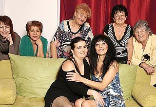 Pics mature old and young lesbian girls porn
