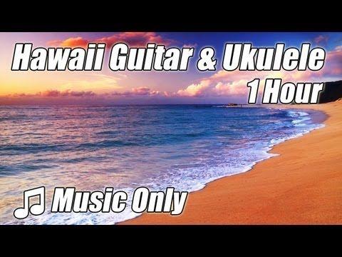 ▷ HAWAIIAN MUSIC Relaxing Ukulele Acoustic Guitar Playlist Hawaii