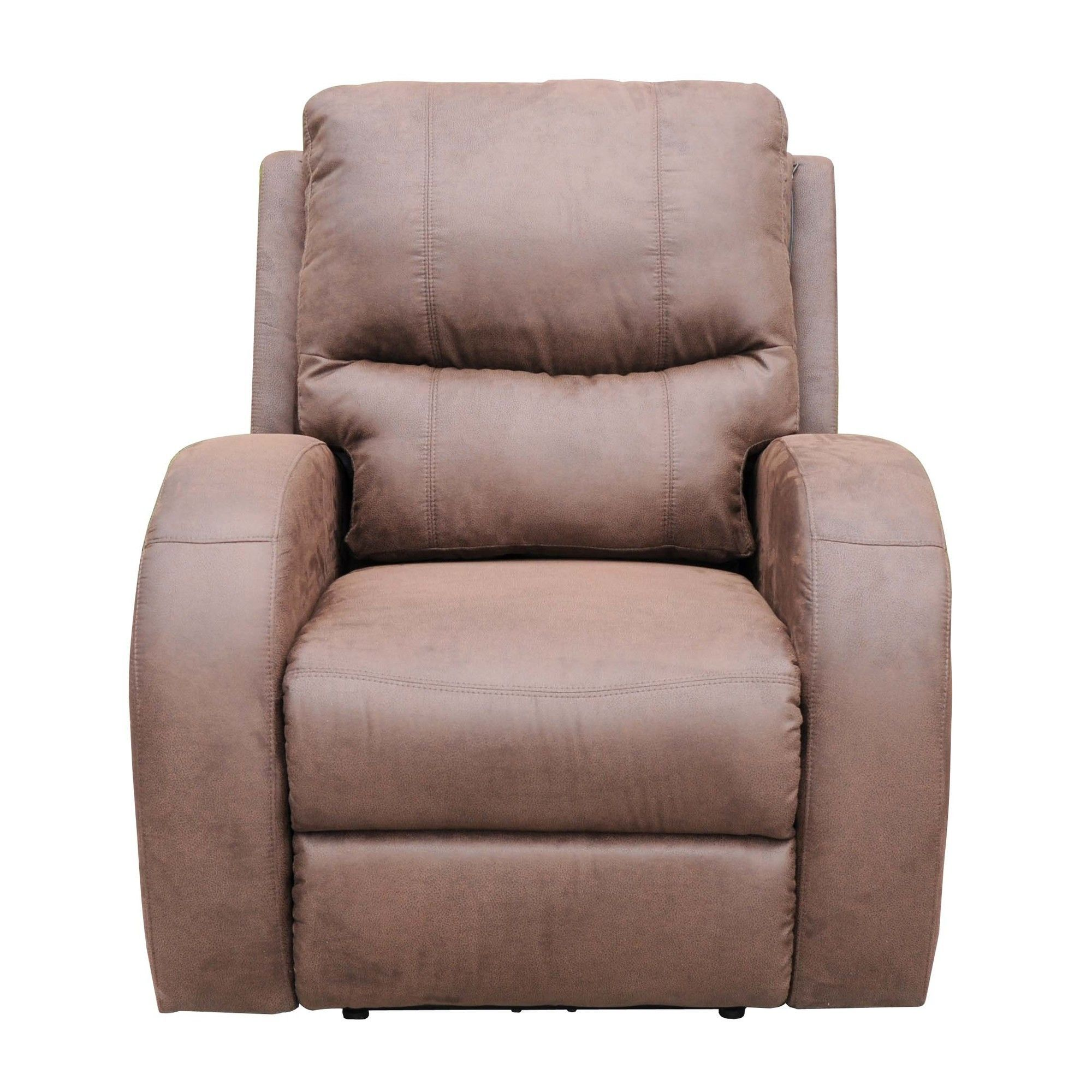 Ac pacific polyester reclining massage chair chair fire