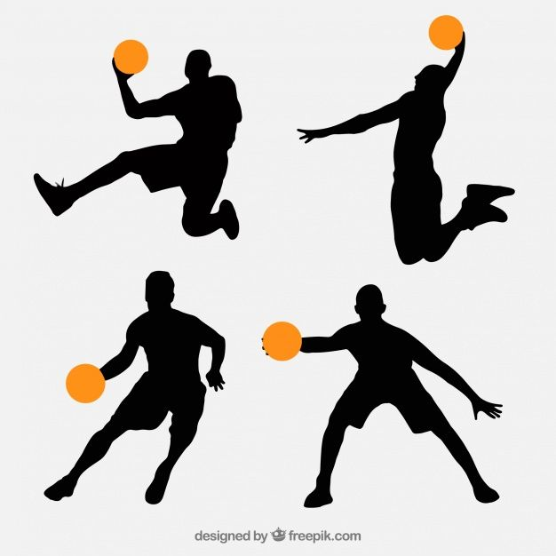 21++ Basketball player silhouette clipart information