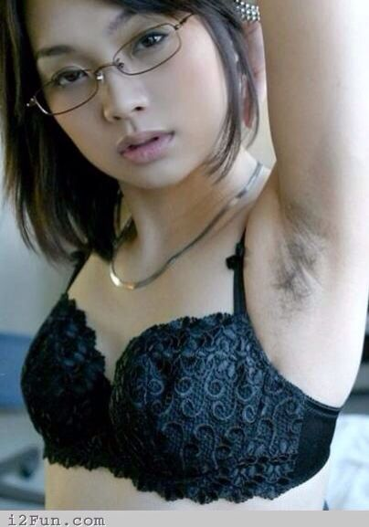 Sweaty asians armpit good