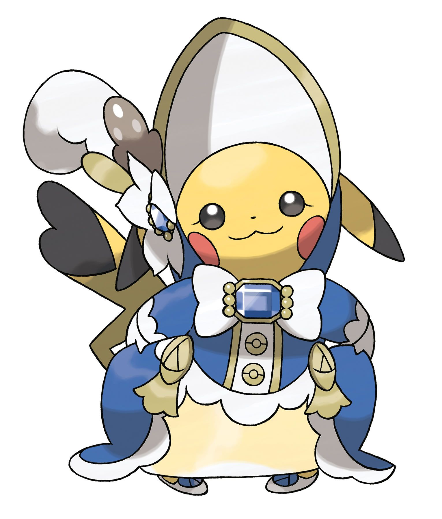 Pikachu cosplay? That's just one of the new features #Pokemon Omega Ruby/Alpha Sapphire