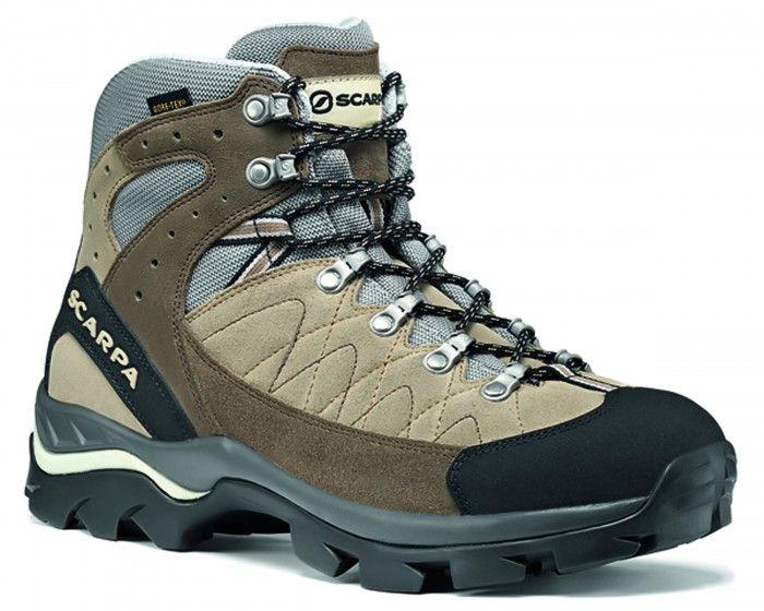 Ideal para los senderos, terrenos accidentados y abuso regular. Una bota de peso medio con un maximo confort.