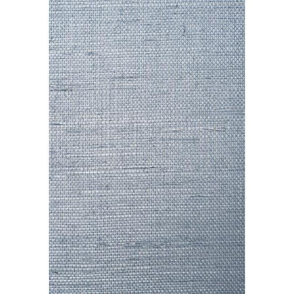 Kenneth James by Brewster 2732-80015 Victoria Indigo Grasscloth Wallpaper