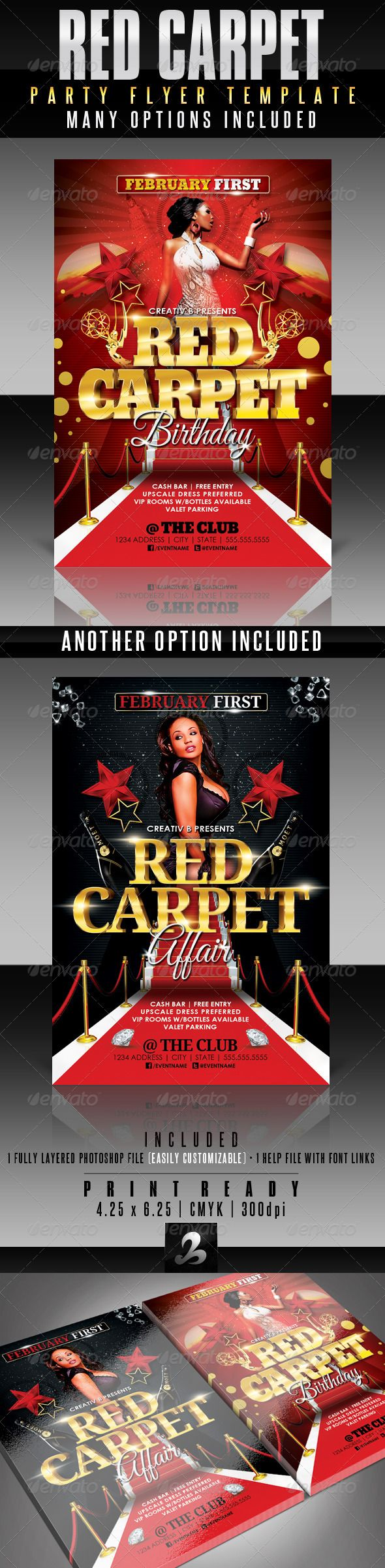 red carpet party flyer template red carpets red carpet party red carpet party flyer template clubs parties events