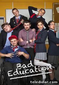 Непутевая учеба / Bad Education (2012) смотреть онлайн - Комедийный американский сериал