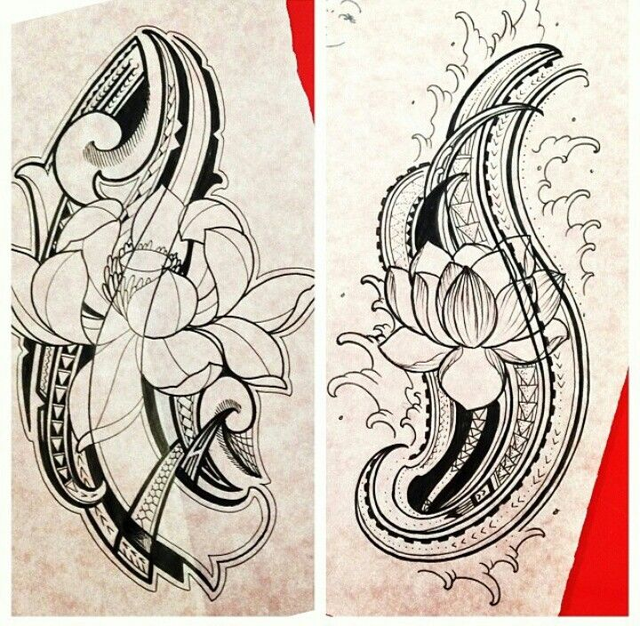 Very Beautiful! #polynesian #tattoo