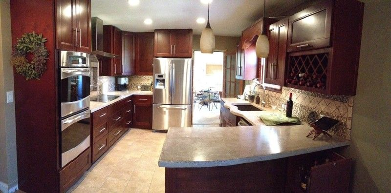 Pictures Of Remodeled Kitchens just found the photos i sent of my remodeled kitchen on the