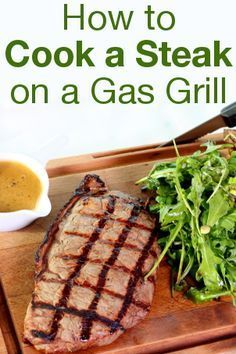 How to Cook a Steak on a Gas Grill | Overstock™
