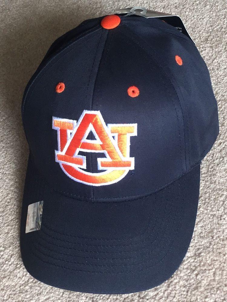 928f4ec104c New NCAA Auburn University Tigers Baseball Hat Blue School Embroidered Logo  Cap  CollegiateHeadwear  AuburnTigers